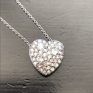 Anatolia heart reversible necklace